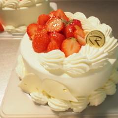 【パティシエ-ルが教える】 いちごのショートケーキ
