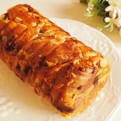 マーブル模様のショコラマーブルブレッド&ハロウィンアイシングクッキー