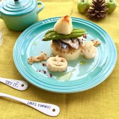 ハロウィンにお勧め!秋刀魚とマッシュポテトのミルフィーユ