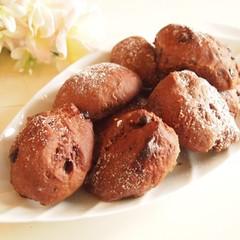ココアとチョコが贅沢♡プティココショコラ&桃のふんわりムース