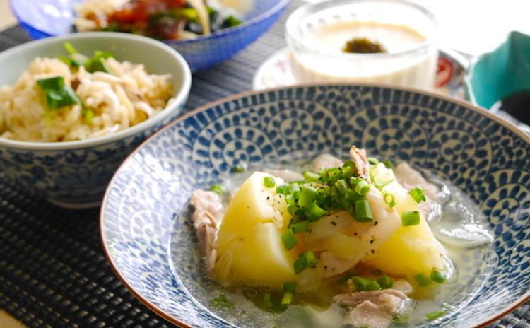 【リバイバルレッスン】意外と簡単!土鍋で炊く鯛めしと新和食の献立