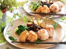 料理レッスン写真 - 簡単だから何度でも お弁当にも使えるお惣菜 鮭フレーク、ひじき煮等