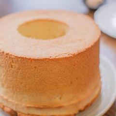絶品シフォンケーキ