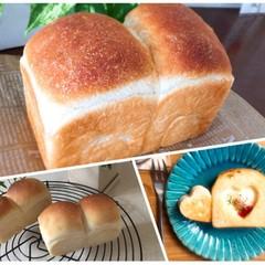 基本を学ぼう★王道の『食パン』と色んなアレンジパン!