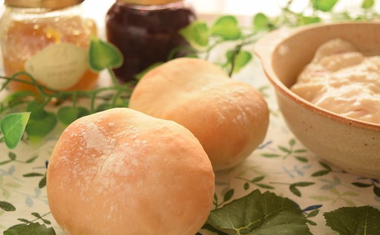 人気のチョコロール♪&やわらかソフトフランスパン ★初心者歓迎★