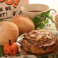 【親子教室】人気のチョコロ-ル♪&やわらかソフトフランスパン