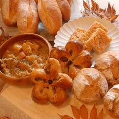 心と体がほっこり喜ぶ♪マロンナッツブレッド&クッペで秋を満喫❤