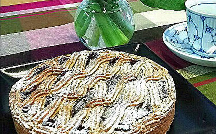 ラズベリージャムとヘーゼルナッツの美味しさが決め手のリンツァートルテ!