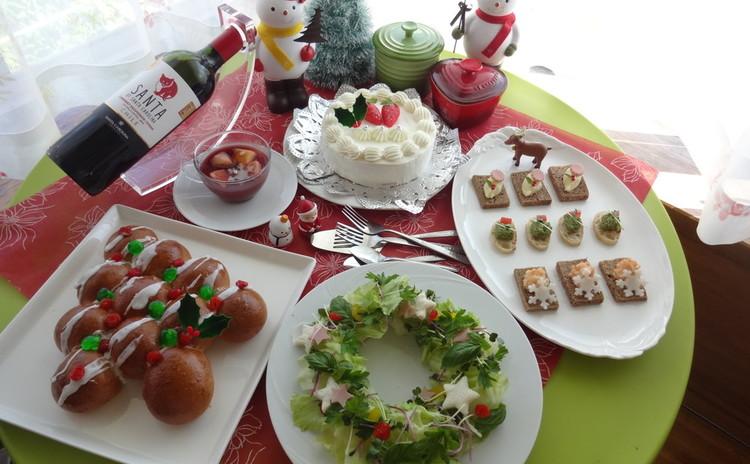 私好みの「ステキ!」を集めた「自由で楽しい」クリスマスコーディネイト♡