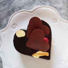 冬に食べたい大人ショコラケーキ フランボワーズショコラ
