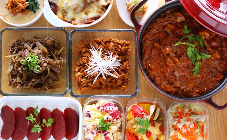 『秋・作り置き』全10種!肉の作り置きとアレンジメニュー&秋の作り置き