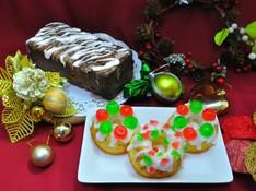 料理レッスン写真 - 好評につき日程追加! ~大晦日・お正月にも!2種の贅沢な焼き菓子~