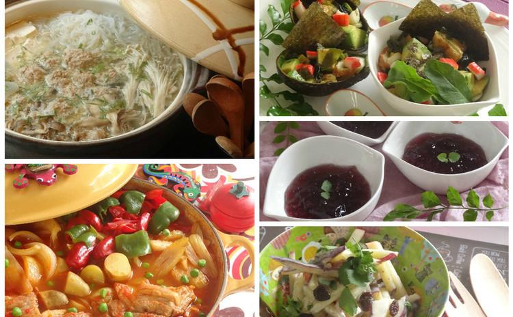 『和鍋』『洋鍋』2つを一度にマスター+お鍋に合うデリ&簡単最速ゼリー♪