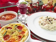 料理レッスン写真 - 【クリスマス】~手軽に作れるパーティーメニュー~