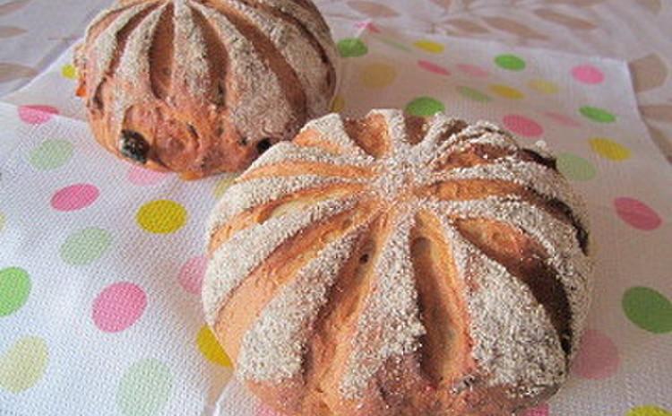 イチジクとオレンジのライ麦パン 2個