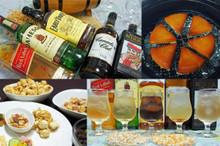 料理レッスン写真 - はじめてのウイスキー「世界5大ウイスキー」おつまみ合わせ体験&燻製
