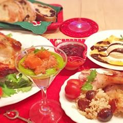 【日程追加】クリスマスは、しっとり&ジューシーな丸鶏のローストチキン!