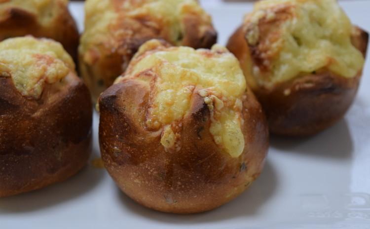 【冬休みに!親子パン教室】美味しい体験教室?!総菜パンとデザートパン♪