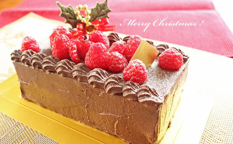 卵乳製品白砂糖抜き グルテンフリーのクリスマスケーキ!