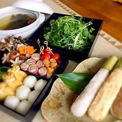 鍋奉行になろう!~今年の鍋はひと味違う、絶品3種のつみれ鍋の献立