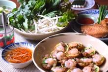 料理レッスン写真 - みんなでワイワイ★ベトナム風たこ焼きバインコット