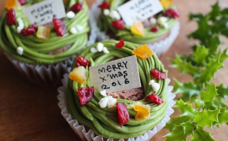 追加!クリスマスを彩るリースケーキ❤︎ラム酒香る簡単手作りパネトーネ