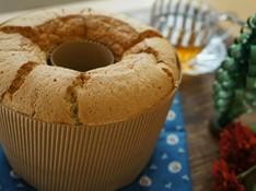 料理レッスン写真 - 香り豊かなアールグレイのシフォンケーキ&なめらかこだわりのティラミス