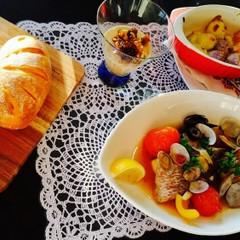 一回のレッスンでパンも定番イタリア料理も大好きなスイーツもできちゃう!