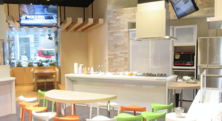 クックパッド料理教室 西新宿教室(講師:原田)