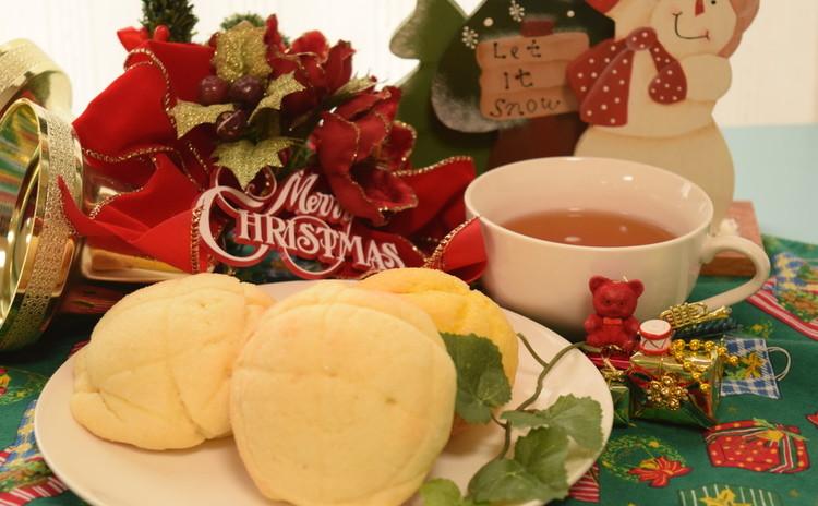 【親子教室♡ランチ付き♡】さくさくメロンパン&ふわふわ~ハイジの白パン