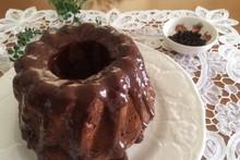 料理レッスン写真 - チョコと愛情たっぷりのクグロフチョコをバレンタインに贈りましょう!