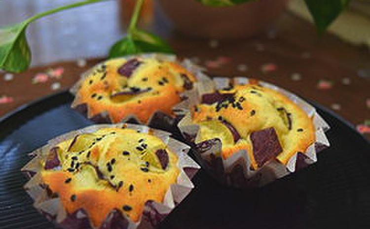 人気総菜パン♪フランクパン作り&ホクホクさつまいもマフィン♡お土産多数