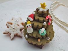 料理レッスン写真 - Xmasに作って楽しい♡食べて美味しいクリスマスツリーのカラークッキー