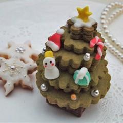 Xmasに作って楽しい♡食べて美味しいクリスマスツリーのカラークッキー