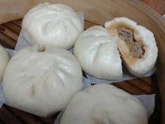 料理レッスン写真 - 自家製酵母レッスン~酒粕~★肉まん&中華パン