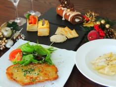 料理レッスン写真 - スタイリッシュイタリアン!カツレツとティラミス風ロールケーキ