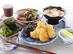 料理レッスン写真 - 身体作りの要と笑顔の素は「家庭料理」から。基本の煮物で新年の事始め!