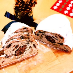 手作りシュトーレンでクリスマスを待とう!!焼きたてピッザランチ付き