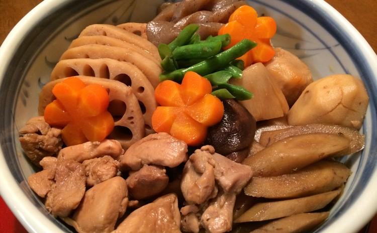 リクエストメニュー☆お正月☆おせち&白味噌雑煮を味わおう