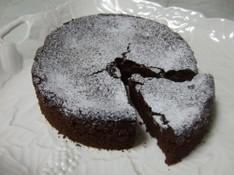 料理レッスン写真 - 糖質制限でガトーショコラ作り!アーモンドのロッシュショコラも!