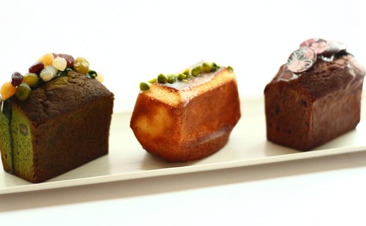 パウンドケーキ3種類♬〜仕込み方のバリエーションを覚えましょう。