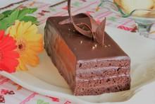 料理レッスン写真 - チョコレート好きのための濃厚ガトーショコラ&絞り出しレモンクッキー