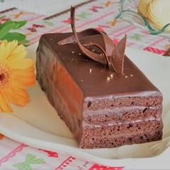 チョコレート好きのための濃厚ガトーショコラ&絞り出しレモンクッキー