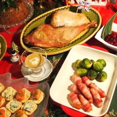 英国風に祝う♥大人のクリスマス