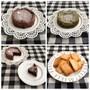 料理レッスン写真 - 2種類のガトーショコラとウェイブクッキー