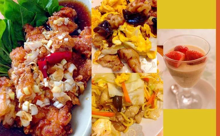 手軽な食材でお店の中華♪
