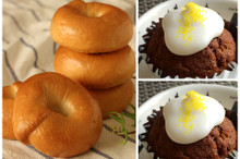 料理レッスン写真 - 2月24日プレミアムフライデーに食べたいモラセスジンジャーマフィン
