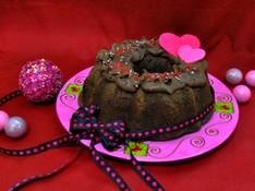 料理レッスン写真 - バレンタインに。悪魔の愛したチョコレートケーキ~デビルズフードケーキ~