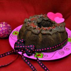 バレンタインに。悪魔の愛したチョコレートケーキ~デビルズフードケーキ~