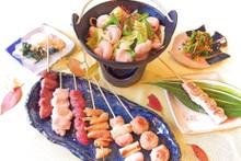 料理レッスン写真 - 【居酒屋直伝!】本格焼き鳥&激旨もつ鍋…作るからウチで呑もうよ♪